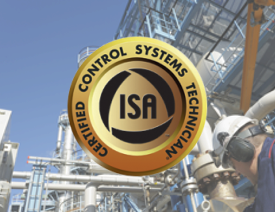 ISA Certified Service