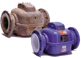 remanufactured flowmeter